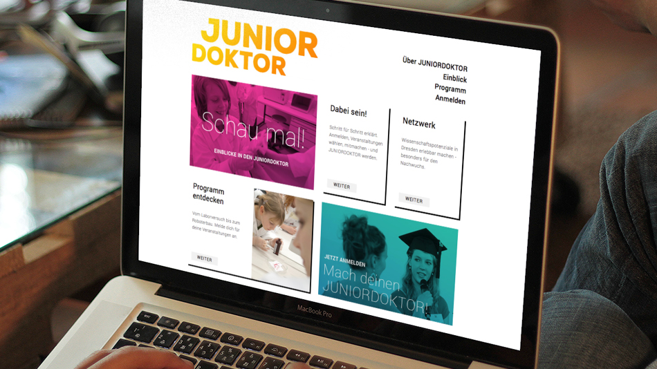 Schülerprogramm JUNIORDOKTOR