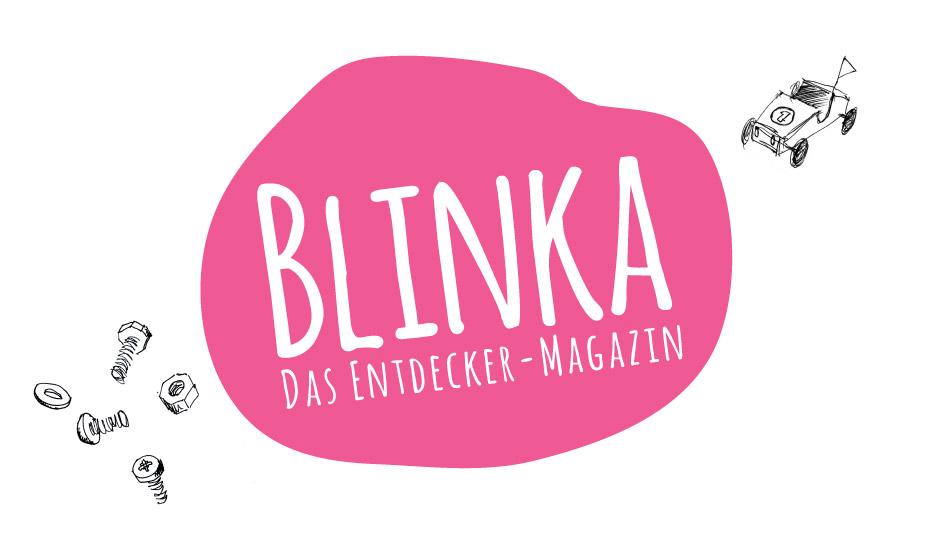 Logo BLINKA