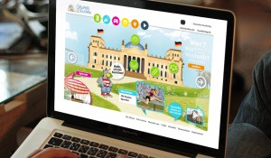 Kuppelkucker – das Kinderportal des Deutschen Bundestages