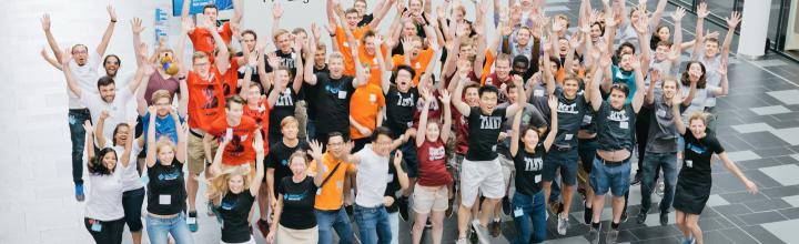 Studenten vom Karlsruher Institut für Technik erfolgreich bei internationalem Wettbewerb von Rhode & Schwarz
