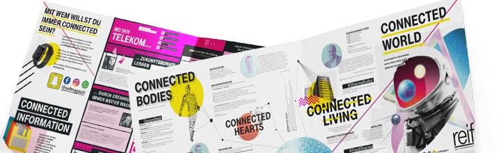 """""""reif"""" spricht mit Jugendlichen über die Vernetzung unserer Welt #reifconnected"""