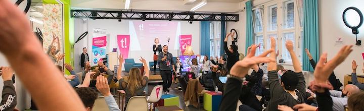 talent! 2017: Youtuber und Blogger diskutieren technisch-gesellschaftliche Zukunftsthemen mit Vordenkern
