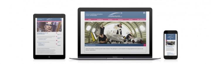 skyfuture.de: Nachwuchsportal der Luft- und Raumfahrt im neuen Design