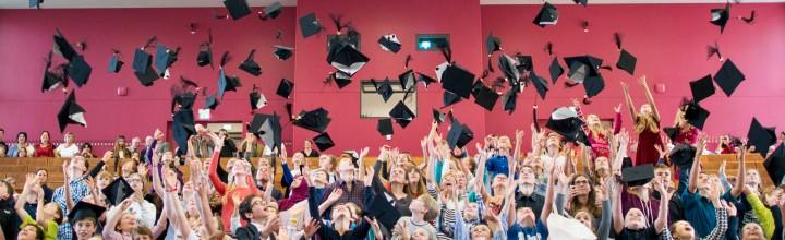 JUNIORDOKTOR: 115 Schüler ausgezeichnet