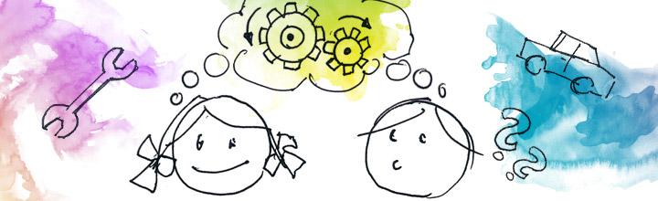Repräsentative Umfrage zeigt: Junge Eltern wünschen sich mehr Information zu technischen Berufen an der Grundschule