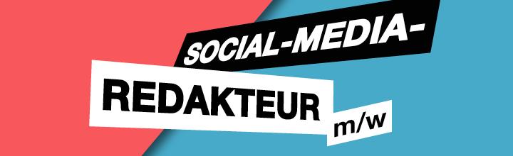 Wir suche einen Online- und Social-Media-Redakteur (m/w)