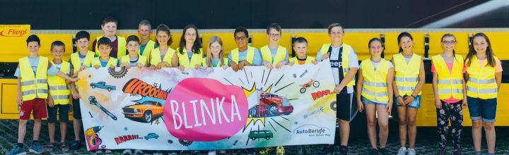 Kinder für Mobilität begeistern: BLINKA Mitmach-Aktion geht in eine neue Runde!