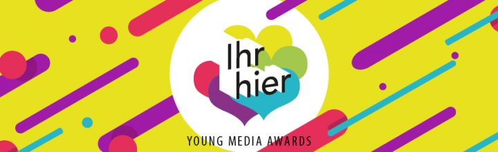 Young Media Awards 2019: jungvornweg startet die Bewerbungsphase für außergewöhnliche Beiträge aus jungen Medien